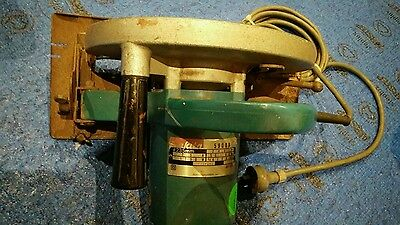 "Makita 9""circular Saw In A Very Good Working Condition Ysed"