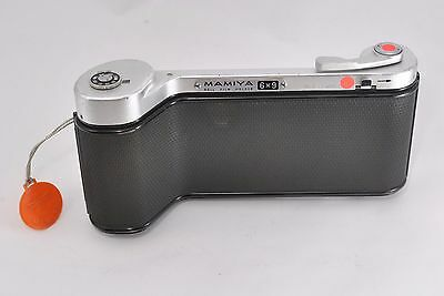 Exc* Mamiya 6x9 69 Roll Film Back Holder for Super 23, Universal from Japan