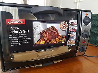 Sunbeam Convection Bake & Grill 17L
