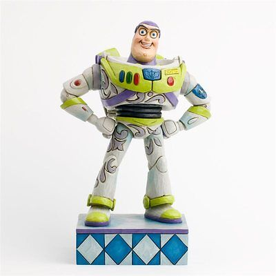 Disney Traditions Buzz Lightyear To Infinity And Beyond #4031491 Jim Shore NIB