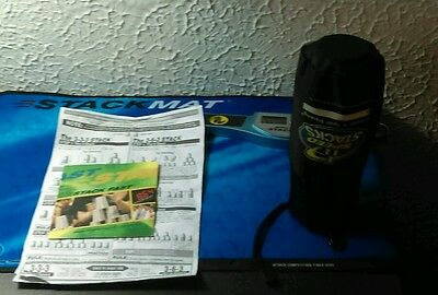 SPEED STACKS Cups Timer DVD StackMat Carrying Bag Fast Competition FUN Complete