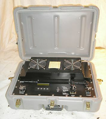Eagle-Picher Portable Battery Charger Analyzer MSD 920-1