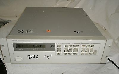 HP Agilent 6623A System DC Power Supply