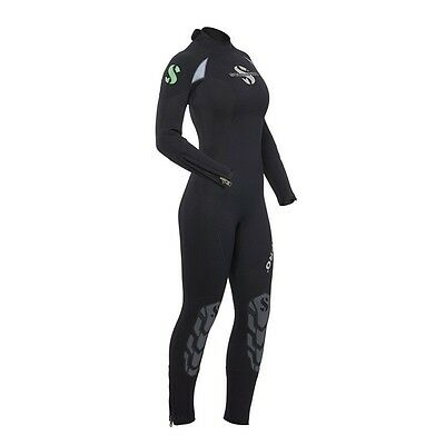 Scubapro Material Hoodless Steamer 5mm Lady
