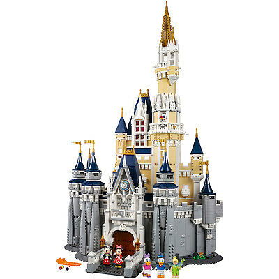 LEGO Magical Disney Princess The Disney Castle 71040 GIFT (NEW) [FREE SHIPPING]