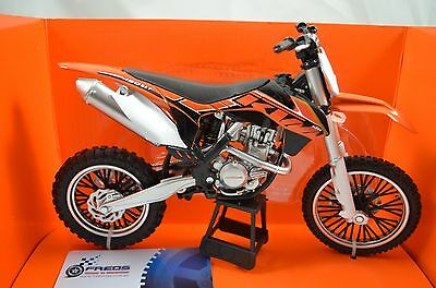 1:10 Scale KTM 450 SX-F Bike Motorcycle Diecast model NewRay