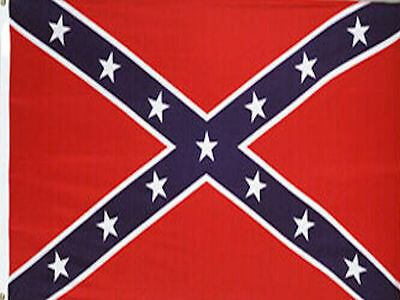 Confederate (5ft x 3ft) Polyester - Brand New