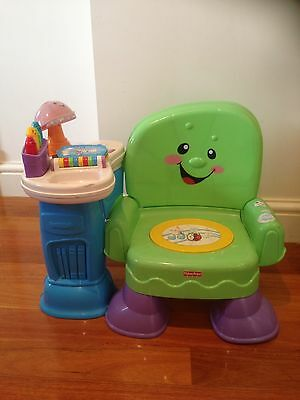 Fisher Price Laugh & Learn Musical Chair