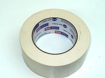 "New One Roll IPG 597 INDOOR DOUBLE-SIDED Tape 1.88"" X 36 Yd-USA -Free Shipping"