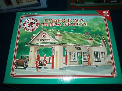 Texaco Porcelain Filling Station1st in the Series(Racing Champions) collectibles