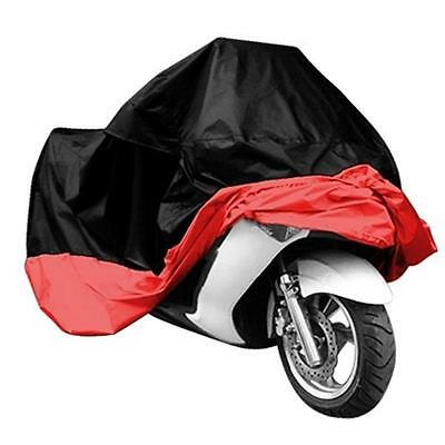 XXXL Red Motorcycle Covers Tarpaulins Fit For Honda Valkyrie Rune GL 1500 1800