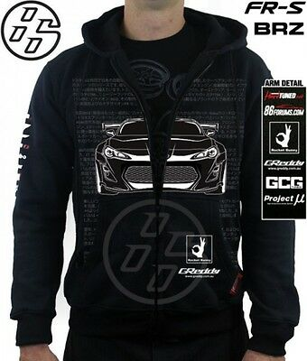 FT86 GT86 FRS BRZ Hoodie, 86Forums, Rocket Bunny, HardTuned Collaboration! (LIMI