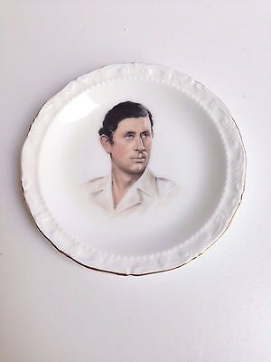 Vintage1981 Royal Albert Bone China Pin Dish Marriage Prince Charles to Diana