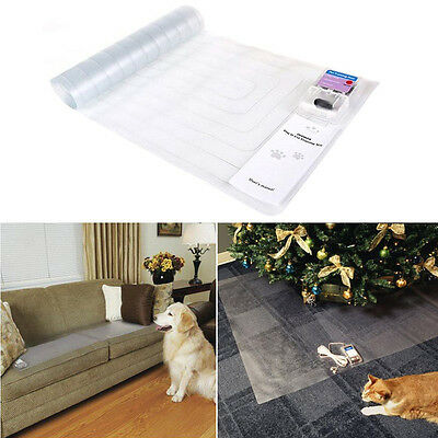 Electronic Indoor Pet Dog Cat Training Shock Mat Scat Mat Safe 60x12 inch New