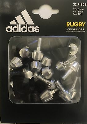 adidas adipower Soft Ground Studs for Football and Rugby Boots