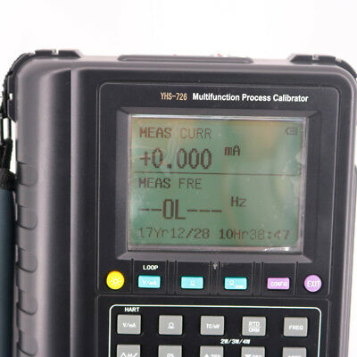 Multifunction Process Calibrator YHS-726 With Presure Measure Function YHS726