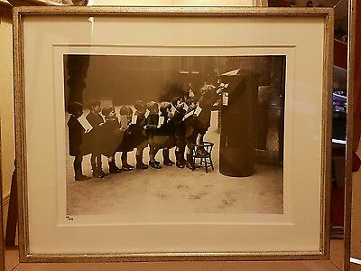PICTURE - 'Red Letter Days' Framed Photo - Trowbridge Archive Limited Edition