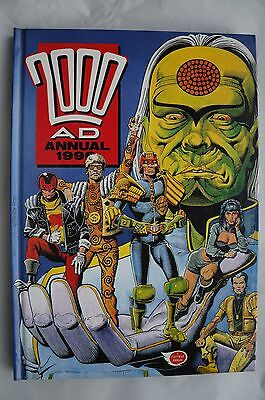 2000 AD Annual 1990- UK Annual - Judge Dredd - 26 Years Old