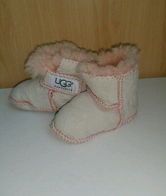 Ugg Baby Pink Boots Small