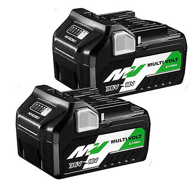 Hitachi 18V Li-Ion Cordless battery 6.0AH Kit - BSL1860