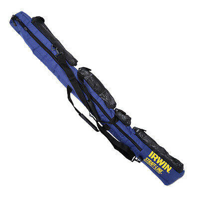 """Irwin Spirit Level Carry Case - Soft Padded Bag With Handle 1200mm/47"""" 10504881"""