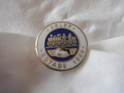 Collectors badge ASLEF Train Pin