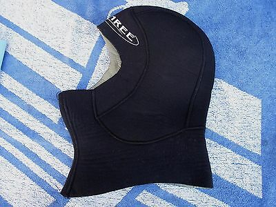 O Three 5Mm Dry Suit Hood Size Large Good Condition  As Pics Show