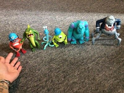 Monster Inc Figures