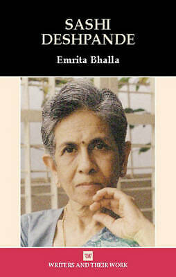 Shashi Deshpande (Writers & Their Work), Amrita Bhalla, New Book
