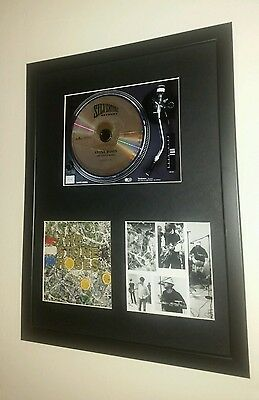 The Stone Roses Cd Album Display Manchester Vinyl Madchester