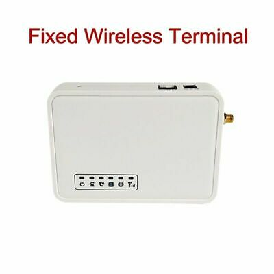 LCD GSM WIRELESS Fixed Terminal LTE 4G 3G 2G Home Security