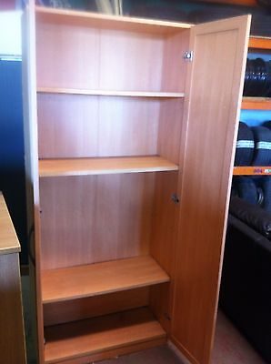 Cabinet Cupboard Home House Office Study Furniture Shelves Storage- Anglesey
