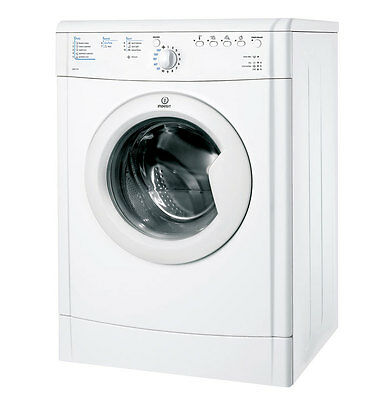 NEW : Indesit 7kg Tumble Drying Clothes Dryer Machine Vented Front Load White