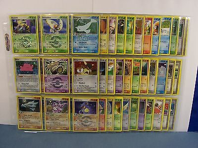 112 Pokemon Ex Fire Red Leaf Green Card Regular Set #1-103~MINT~NEVER PLAYED