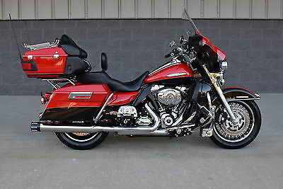 2010 Harley-Davidson Touring  2010 ULTRA LIMITED **MINT** XTRA'S!! 1-OWNER!!! BEST DEAL ON EBAY!! LOW PMTS!!