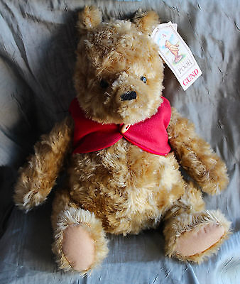 Peluche Ours Winnie L'Ourson the Pooh GUND Bear toy