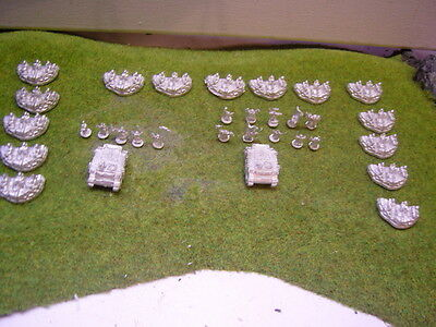 (S097) Epic 40k,Imperial Guard heavy weapons company (Net epic) see cond desc