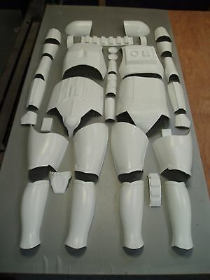 Star Wars Stormtrooper Armour Kit  (GRP without Helmet ) (ACP4052)