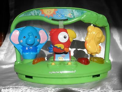 Fisher Price Rainforest Jumperoo Replacement Part Light Up Music Toy Tray