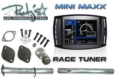 H&S Mini Maxx Tuner DPF/CAT Pipe EGR Basic Delete Ford 6.4L Powerstroke Diesel