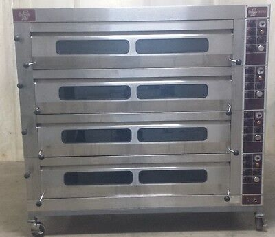 Bakers Aid Ultra Deck Oven