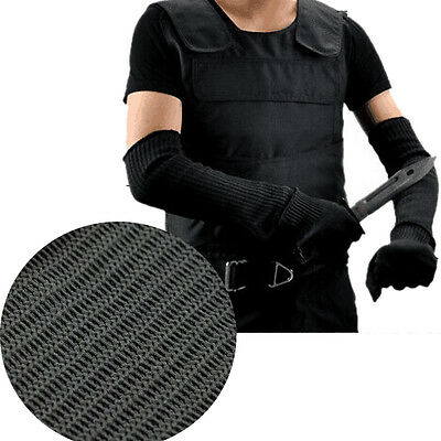 Safety Cut Proof Stab Resistant Stainless Steel Metal Mesh Butcher Gloves Sleeve