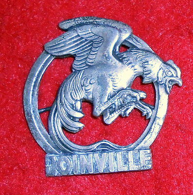 FR25 unknown French cap insignia, JOINVILLE