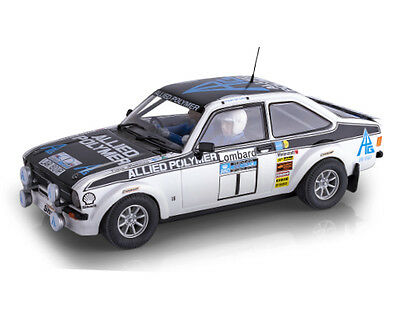 Scalextric Ford Escort MKII Makinen/Liddon A10222X300 1/32 scale