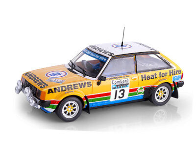 Scalextric Talbot Sunbeam Andrews Heat For Hire A10197X300 1/32 scale