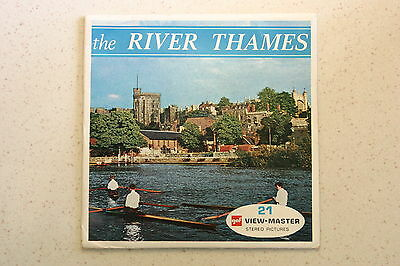 Viewmaster Reel C276 The River Thames