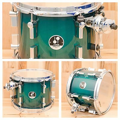 Sonor Force 2007 10 X 8 Tom Green Burst