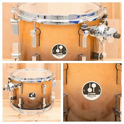 Sonor Force 2007 10 X 8 Tom Natural Fade