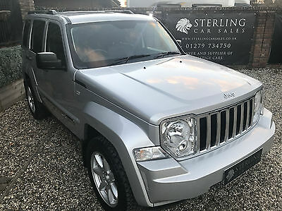 Jeep Cherokee 2.8CRD auto Limited