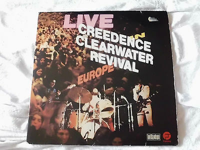 Dolp - Creedence Clearwater Revival - Live In Europe